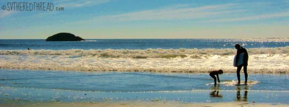 SEASHELLS & SUNSHINE - Chesterman Beach, Tofino, BC