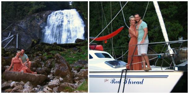09/07/12: Engaged at Chatterbox Falls!