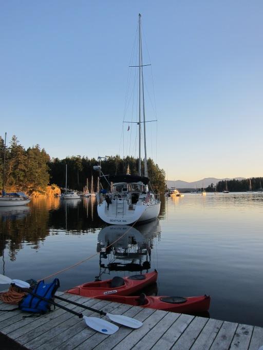09/05/12: Degnen Bay, Gabriola Island, BC