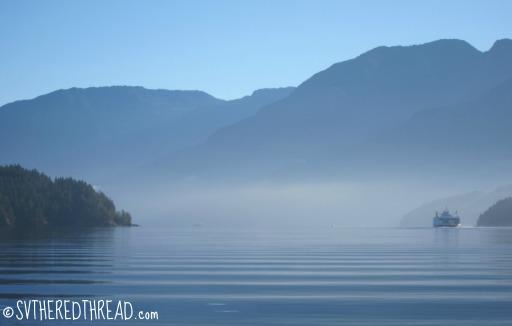 09/06/12: Near Egmont, BC on the Sunshine Coast