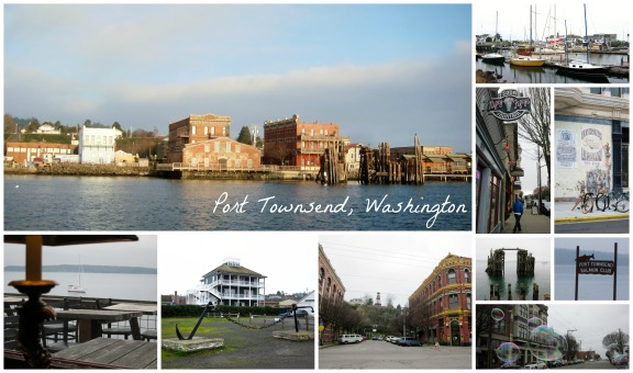 Port Townsend - Town Collage