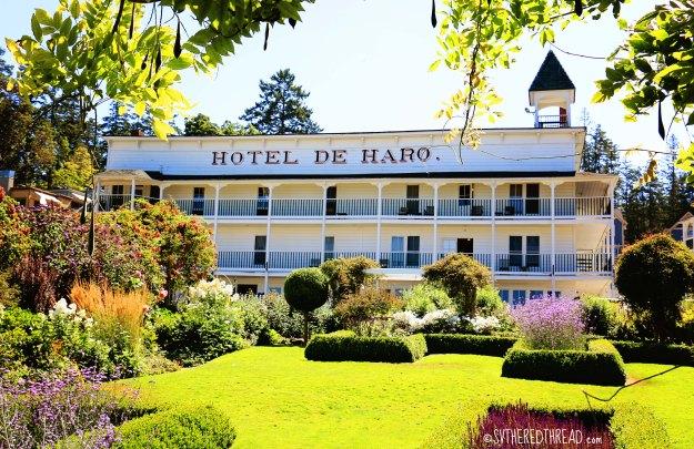 Roche Harbor_Hotel de Haro