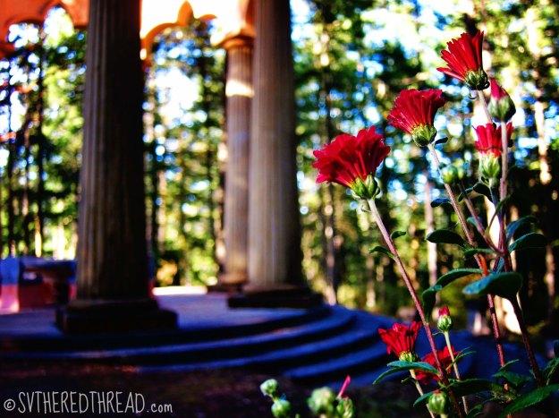 Roche Harbor_McMillin Mausoleum