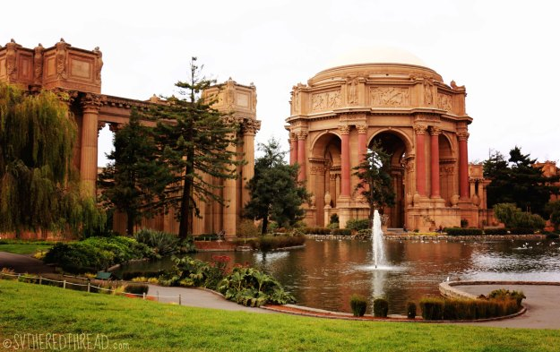 SF_Palace of Fine Arts