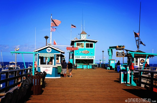 #Avalon_pier