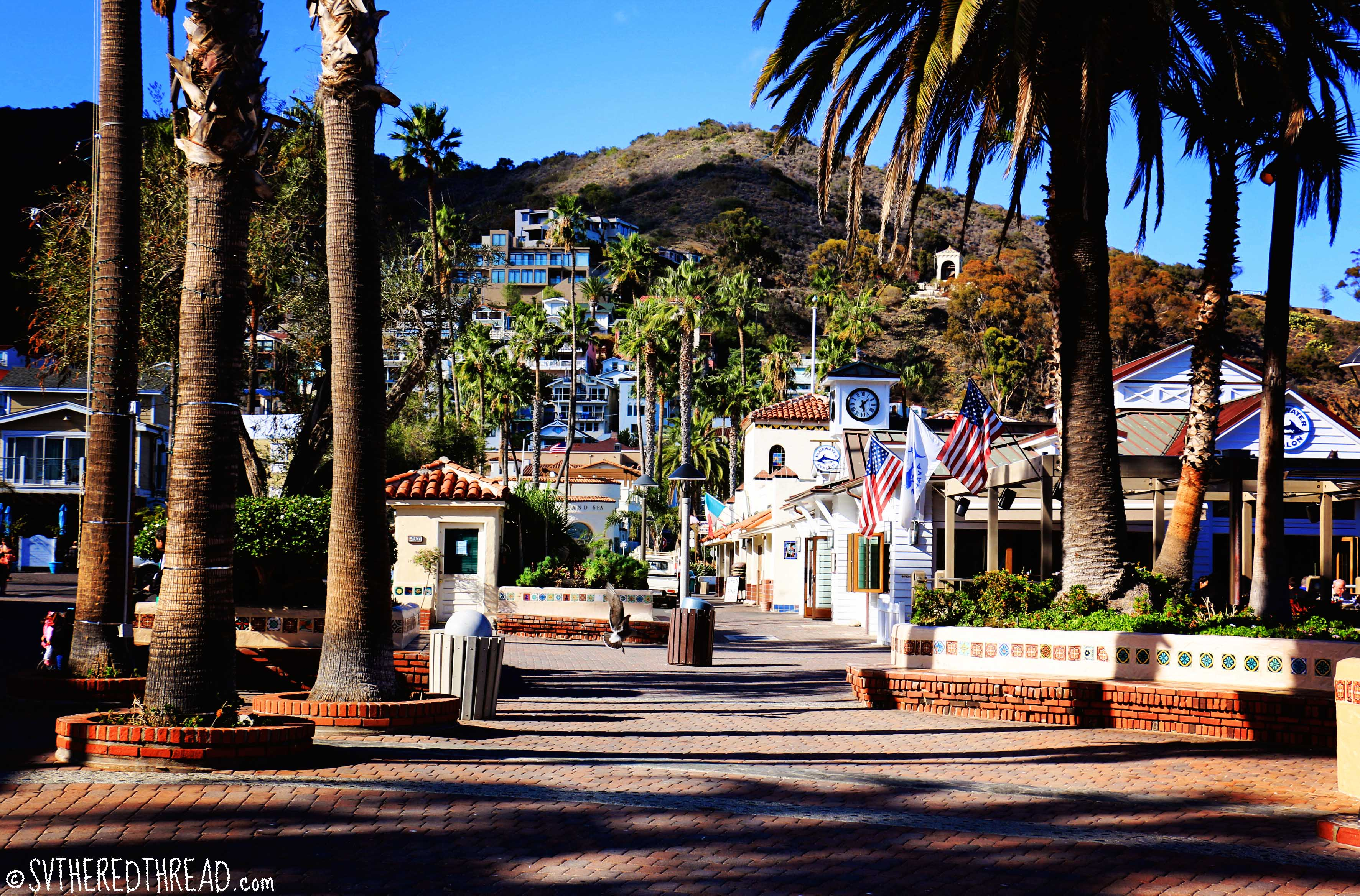 Regal Avalon 12 >> From remote to ritzy: Two Harbors and Avalon, Santa Catalina Island | s/v The Red Thread