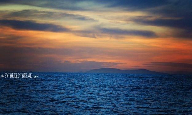 #Cat Harbor_Sunset