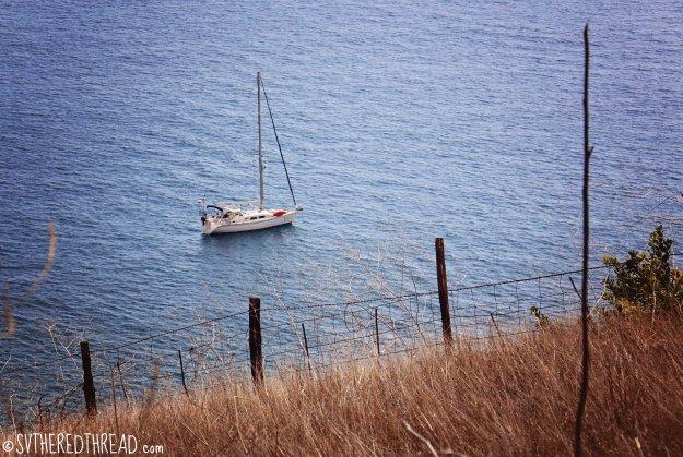 #Santa Cruz Island_TRT from the cliffs