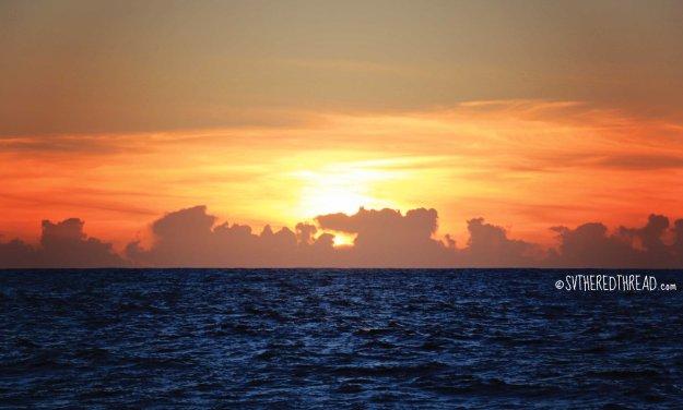 #SD to Ensenada_Sunset