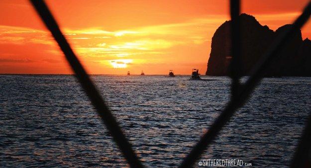 #Cabo San Lucas_Cabo at dawn