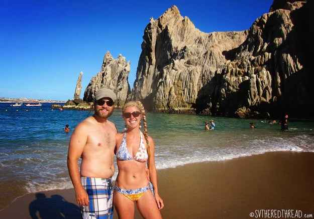 #Cabo San Lucas_Lovers Beach
