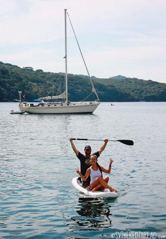#Chacala_Paddleboarding