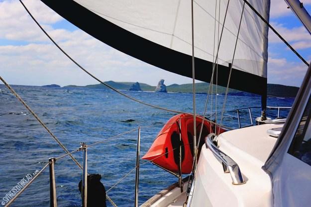 #Isla Isabela_Approach
