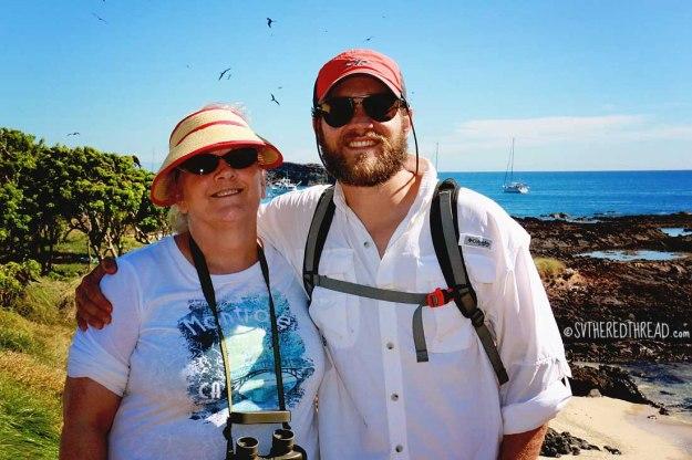 #Isla Isabela_Neil & Gail