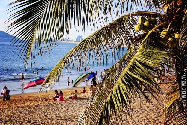 #Mazatlan_Beach