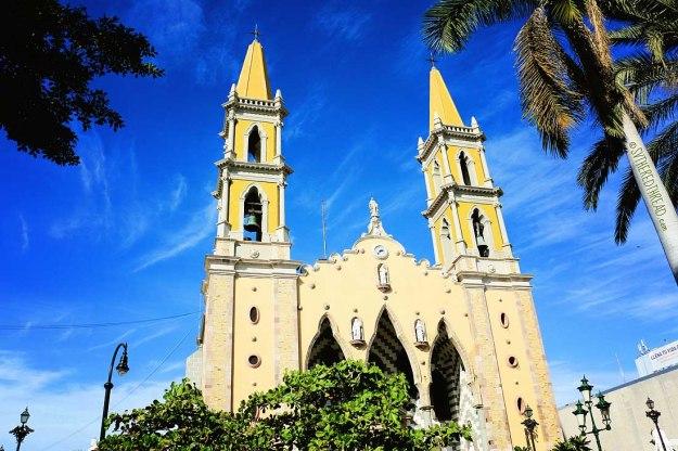 #Mazatlan_Catedral Basilica de la Inmaculada Concepcion