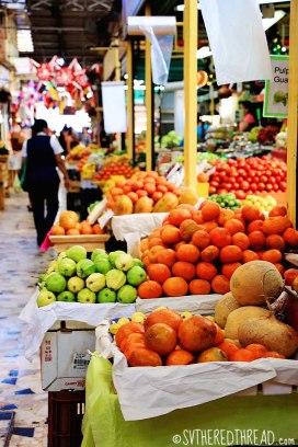 #Mazatlan_Municipal Market Fruit