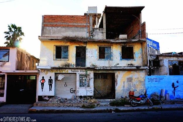 #Mazatlan_Rough streets