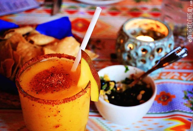 #Mazatlan_Topolo mango margarita
