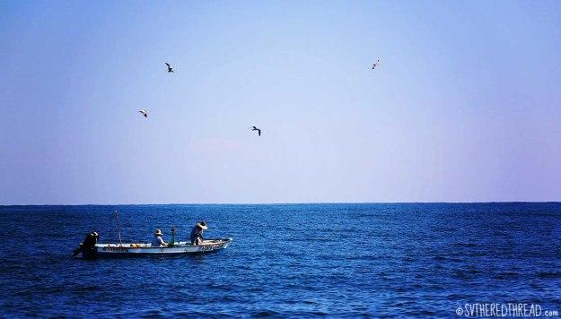 #Passage Sea of Cortez_Fishermen