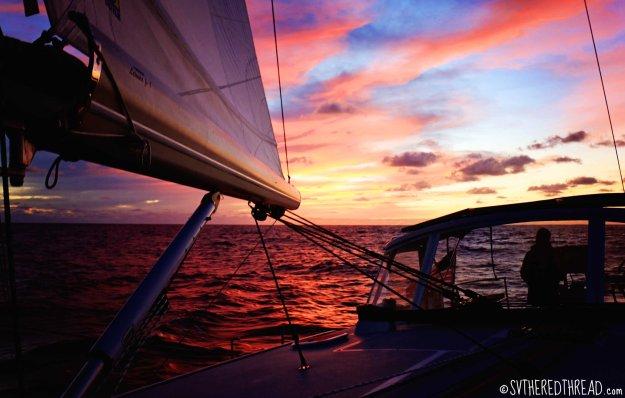 #Passage_Sunset