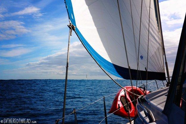#Passage_Umbrella Dumpers Ahoy