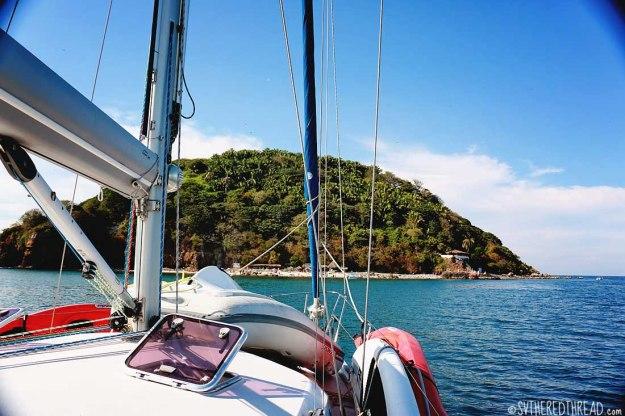 #Isla la Pena_Approach