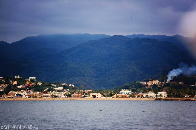 #Isla la Pena_View of Jaltemba Bay