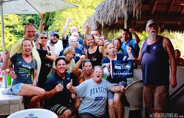 #La Cruz_Charly's Place_Seahawks