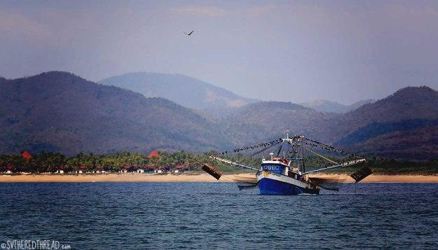 #Bahia Chamela_Fishing trawler