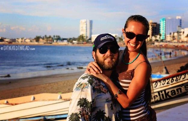 #Mazatlan_Jessie & Neil