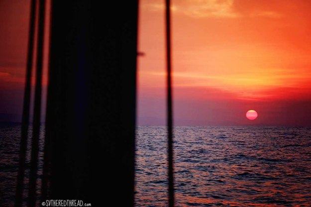 #Passage to Manzanillo_Tequila sunrise