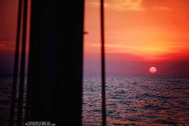 #Passage to Manzanillo_Tequila sunrise