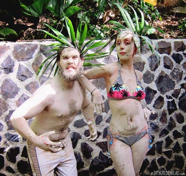 #Amy's 30th_Mud baths