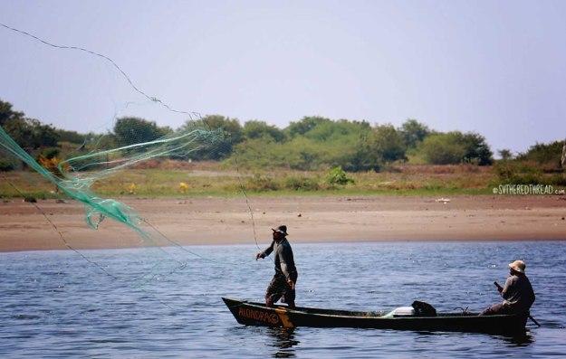 #Chiapas_Panga fishermen