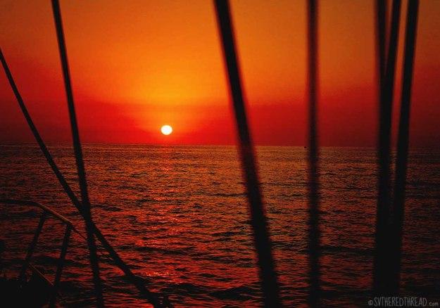 #Passage to Chiapas_Sunrise in the T-Pec2