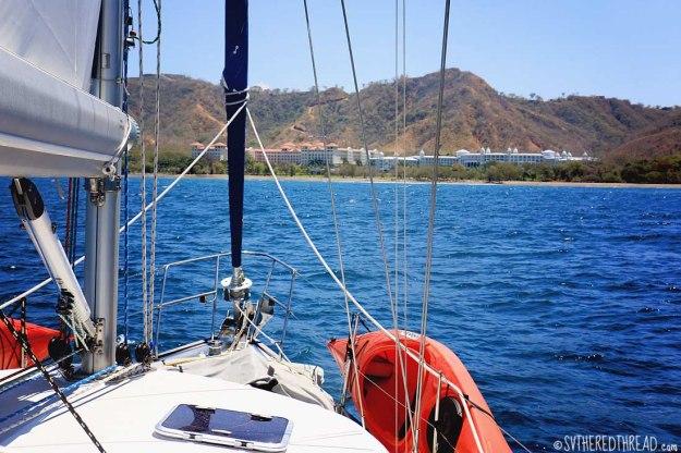 #Passage to CR_Riu Guanacaste ahoy