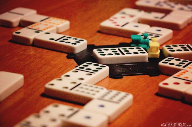 #Bahia Iguanita_Mexican Train