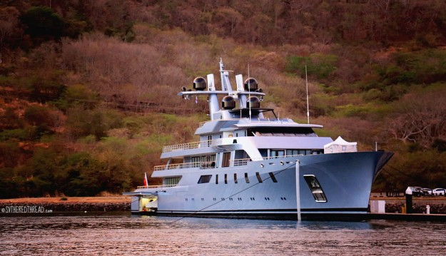 #Marina Papagayo_Big boats1