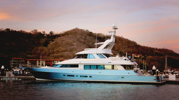 #Marina Papagayo_Big boats2