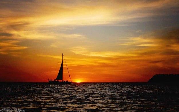 #Playa Panama_Sunset