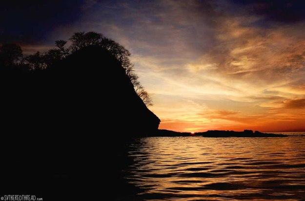 #Bahia Huevos_Sunset1