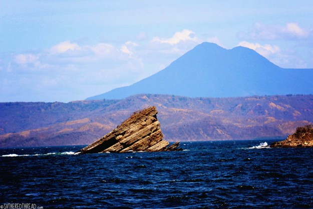 #Passage_Rocks guarding Bahia Santa Elena