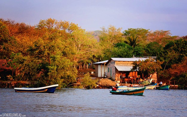#Tamarindo Estuary_Hervin's house