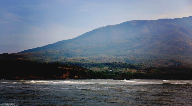 #Tamarindo Estuary_Sandbar surf