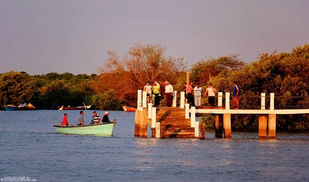 #Tamarindo Estuary_Water taxi