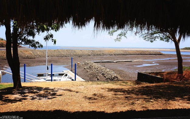 #Velazul_Low tide