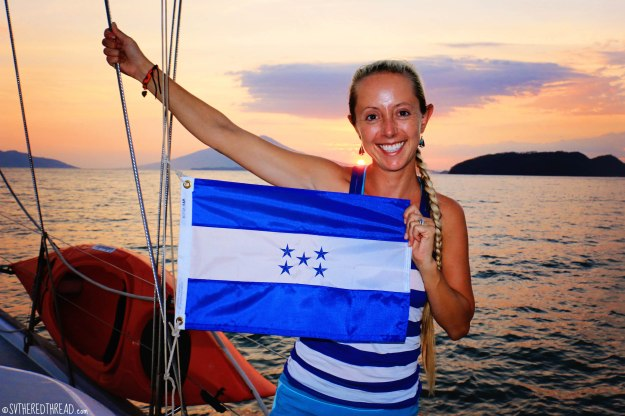 #Isla El Tigre_Bienvenidos Honduras_Jessie