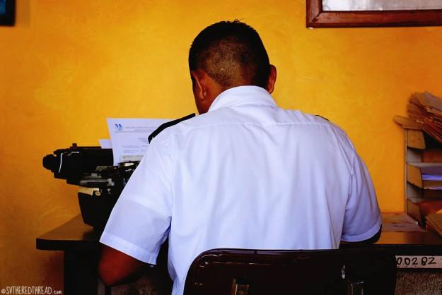 #Isla El Tigre_Clearing into Honduras