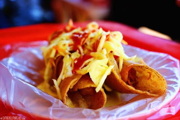 #Isla El Tigre_Lunch